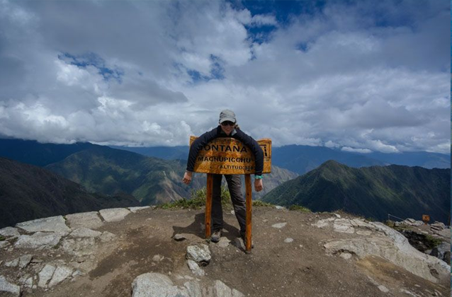 Machu Picchu Montaña Caminhada 9h + Machu Picchu