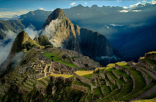 Machu Picchu ticket afternoon