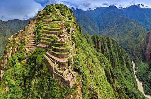 Huaynapicchu 티켓 7am + Machu Picchu